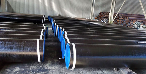 ASTM A210 seamless steel pipe
