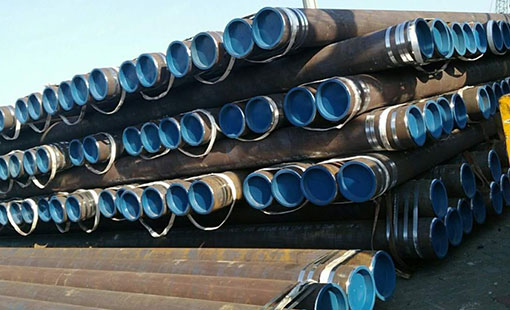 EN10216-2 seamless steel pipe